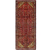 Link to 3' 4 x 8' 3 Hossainabad Persian Runner Rug
