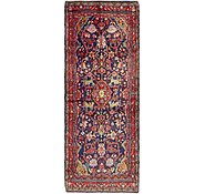 Link to 3' 10 x 10' 2 Farahan Persian Runner Rug