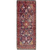 Link to 3' 10 x 10' 2 Farahan Persian Runner Rug