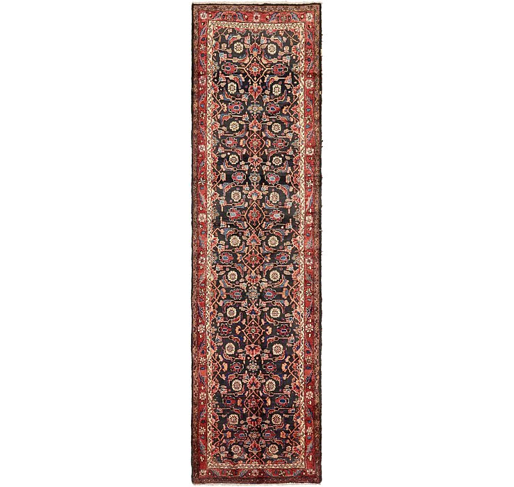 97cm x 355cm Nanaj Persian Runner Rug