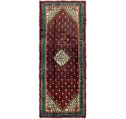 Link to 3' 10 x 9' 7 Koliaei Persian Runner Rug