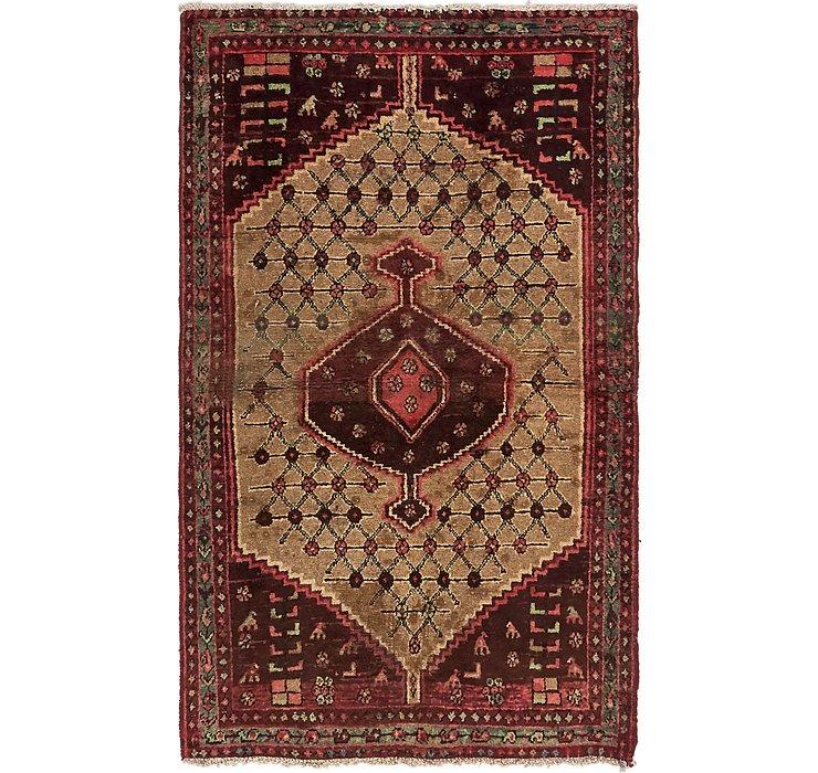 3' 8 x 6' 2 Koliaei Persian Rug