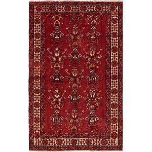 Unique Loom 4' x 6' 6 Ferdos Persian Rug