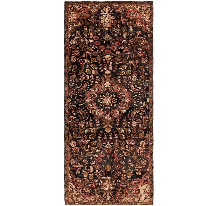 4' x 9' 10 Borchelu Persian Runner...