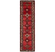 Link to 2' 7 x 9' 8 Hamedan Persian Runner Rug