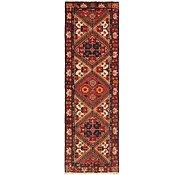Link to 3' x 9' 4 Hamedan Persian Runner Rug