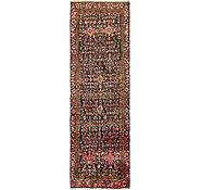 Link to 3' 4 x 10' 8 Hossainabad Persian Runner Rug