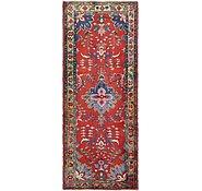 Link to 122cm x 315cm Hamedan Persian Runner Rug
