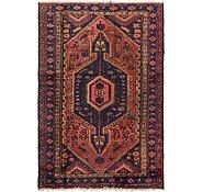 Link to 4' 6 x 6' 8 Zanjan Persian Rug