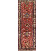 Link to 3' 5 x 9' 9 Hamedan Persian Runner Rug