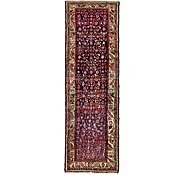 Link to 3' 1 x 9' 8 Hossainabad Persian Runner Rug