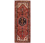 Link to 3' 7 x 9' 2 Hamedan Persian Runner Rug