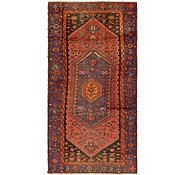 Link to 3' 10 x 8' Zanjan Persian Runner Rug