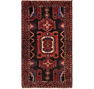 Link to 4' 3 x 7' 4 Hamedan Persian Rug