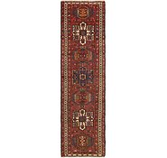 Link to 90cm x 335cm Meshkin Persian Runner Rug