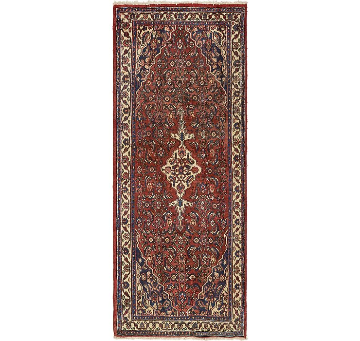 3' 10 x 10' Darjazin Persian Runner...