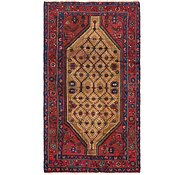 Link to 3' 9 x 7' Koliaei Persian Rug