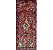 Link to 3' 10 x 9' 8 Hamedan Persian Runner Rug