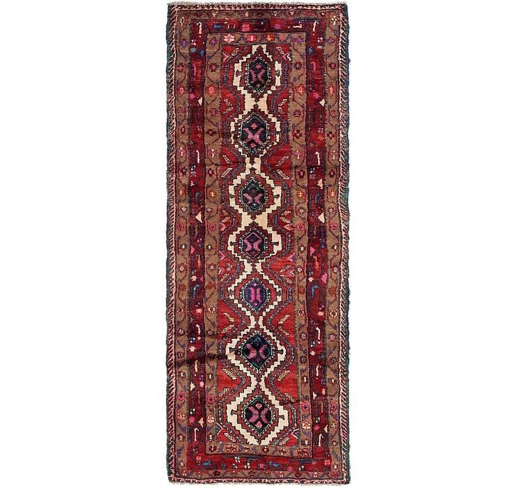 3' x 8' 6 Chenar Persian Runner Rug