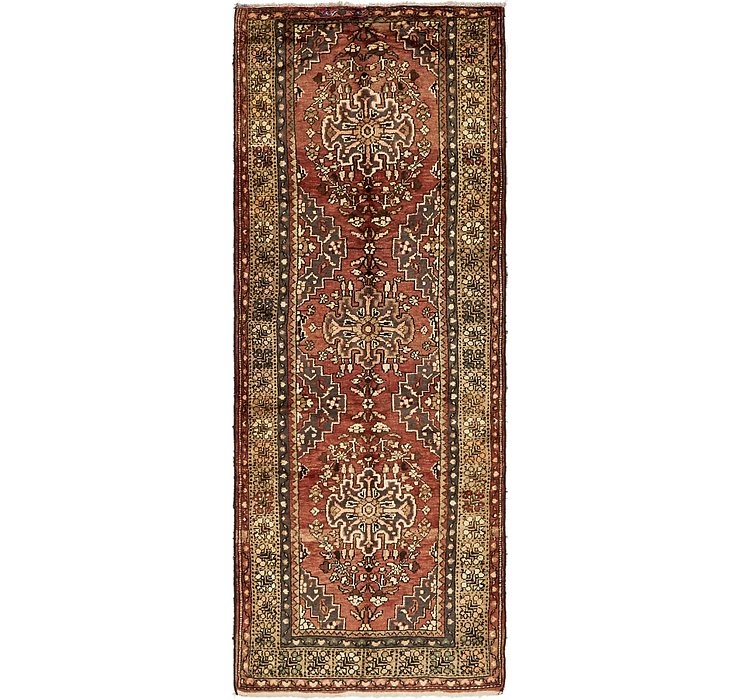 3' 6 x 9' Hamedan Persian Runner ...