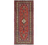 Link to 107cm x 265cm Hamedan Persian Runner Rug