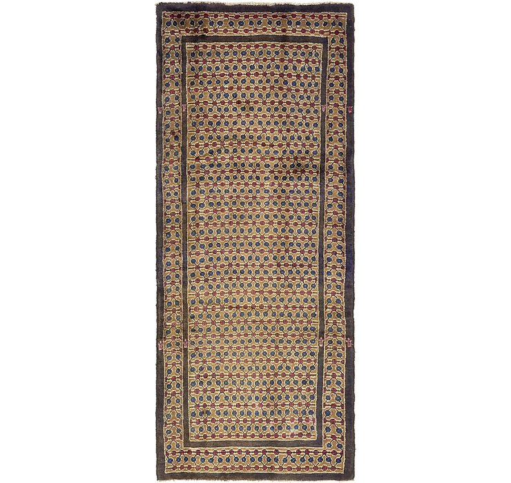 3' 10 x 9' 4 Koliaei Persian Runner ...
