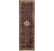Link to 3' 5 x 11' 10 Hossainabad Persian Runner Rug