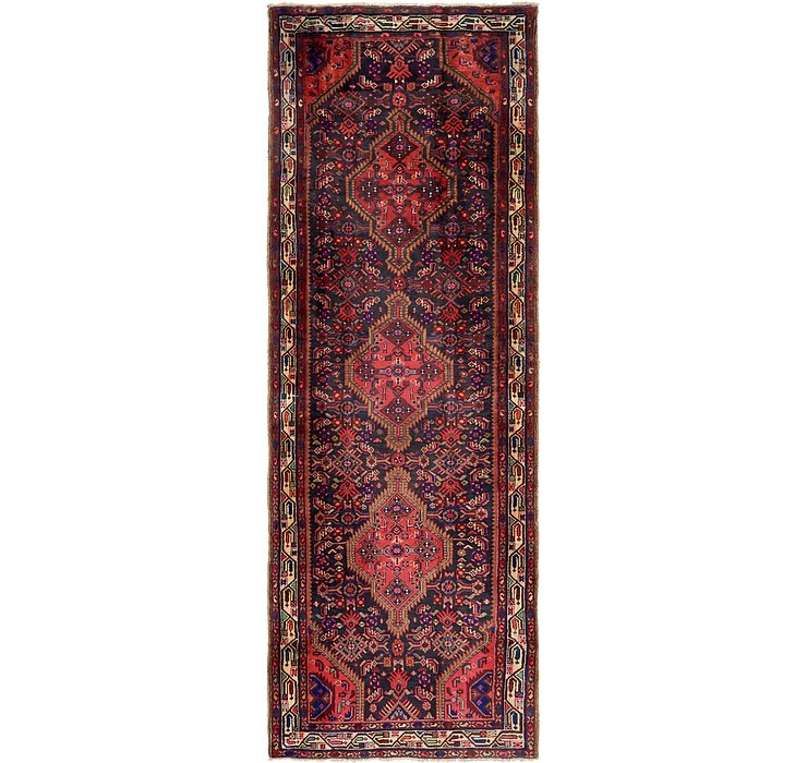 4' x 11' 7 Darjazin Persian Runner...