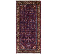 Link to 3' 7 x 7' 5 Hossainabad Persian Runner Rug
