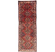 Link to 107cm x 292cm Chenar Persian Runner Rug