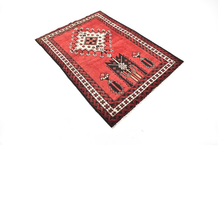 122cm x 165cm Ferdos Persian Runner Rug