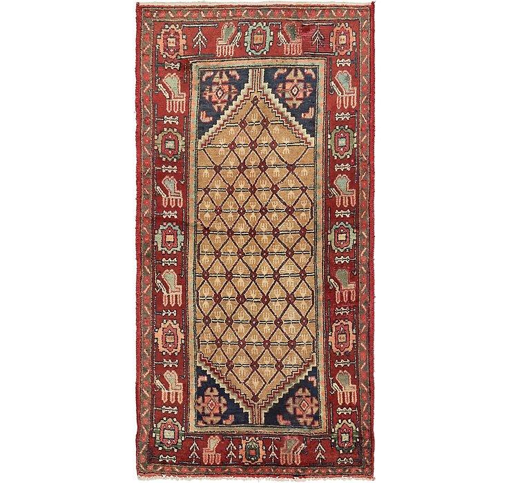 3' 5 x 6' 10 Koliaei Persian Rug