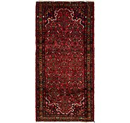 Link to 4' x 8' 5 Hossainabad Persian Runner Rug