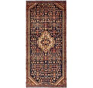 Link to 3' 8 x 8' Hossainabad Persian Runner Rug