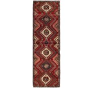 Link to 2' 8 x 8' 10 Hamedan Persian Runner Rug