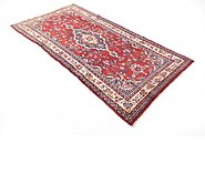 Link to 4' 9 x 9' 2 Hamedan Persian Runner Rug