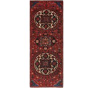 Link to 3' 4 x 9' 4 Shiraz Persian Runner Rug