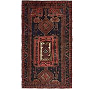 Link to 4' 4 x 7' 9 Sirjan Persian Runner Rug