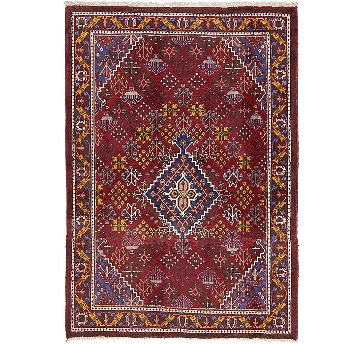 4' 4 x 6' 2 Maymeh Persian Rug