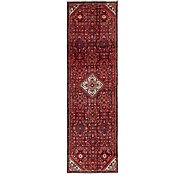 Link to 3' 1 x 10' 1 Hossainabad Persian Runner Rug