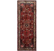 Link to 4' 2 x 11' 5 Hamedan Persian Runner Rug