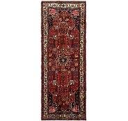 Link to 127cm x 348cm Hamedan Persian Runner Rug