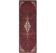 Link to 2' 10 x 8' 10 Hossainabad Persian Runner Rug