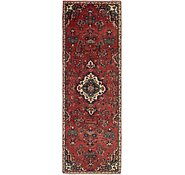 Link to 2' 10 x 9' 4 Hamedan Persian Runner Rug