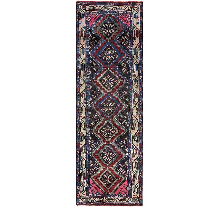 3' 2 x 9' 10 Chenar Persian Runner Rug