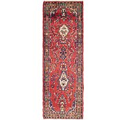 Link to 3' 9 x 11' 5 Hamedan Persian Runner Rug