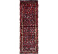Link to 90cm x 267cm Hossainabad Persian Runner Rug
