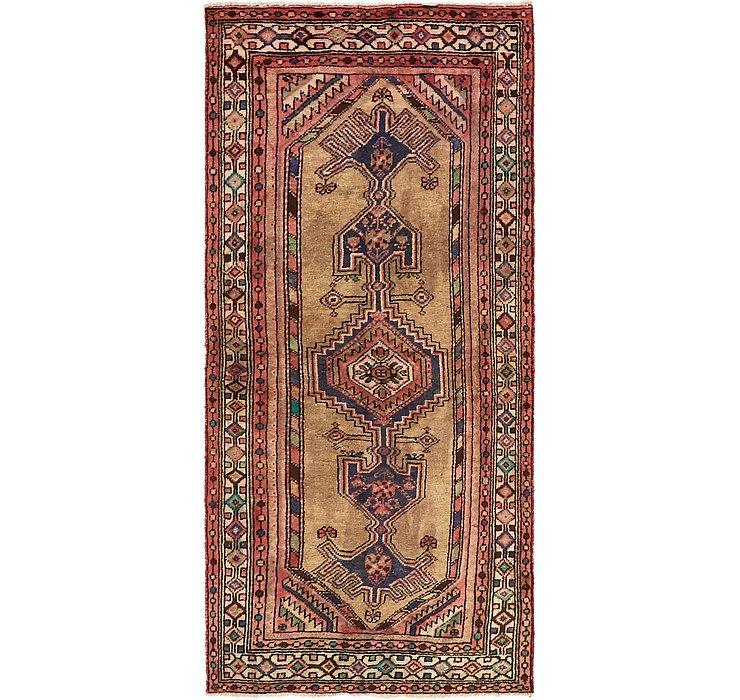3' 2 x 7' Zanjan Persian Runner Rug