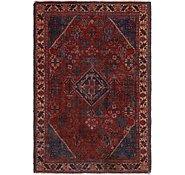 Link to 4' 4 x 6' 5 Joshaghan Persian Rug