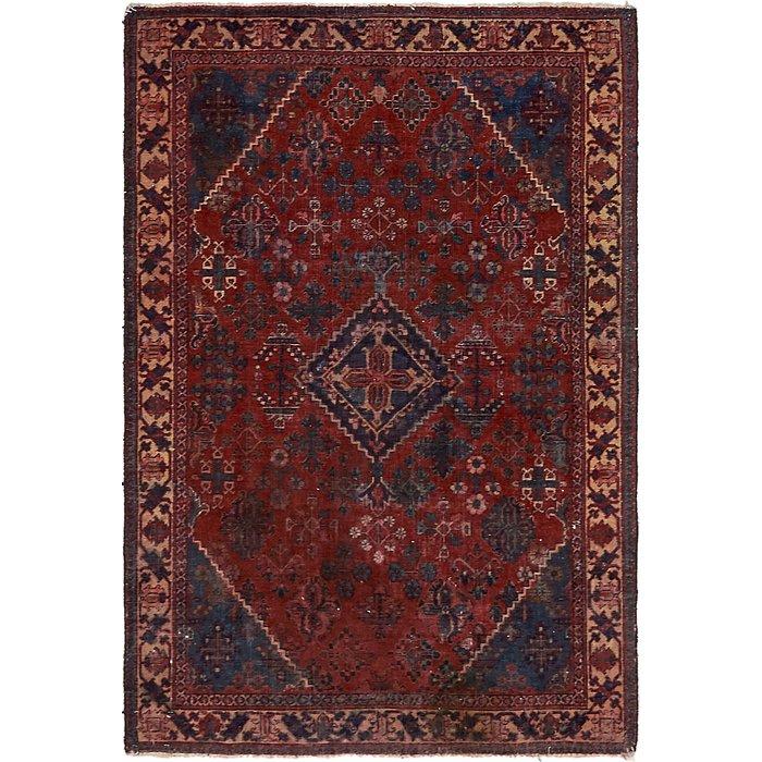 4' 4 x 6' 5 Joshaghan Persian Rug